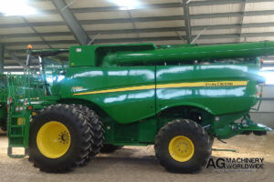 USED JD S680 COMBINE S550 S650 S660 S670 S690 FOR SALE CANADA