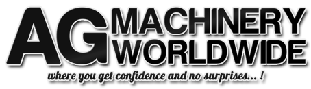 AGMachinery Worldwide Logo