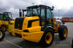 jcb tm310 telemaster articulated telescopic handler wheel loader sold to canada