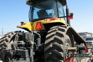 agmachinery worldwide used cat challenger mt tractor ready for trucking and roro shipping to europe