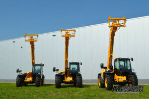 AGMachinery Worldwide - Media - JCB Telehandlers ready for delivery