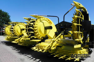 NEW AND USED ROTARY FORAGE SILAGE CROP HARVESTING UNITS FOR SALE