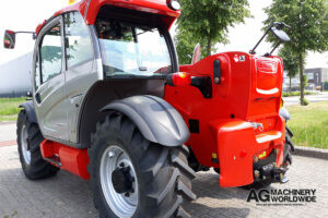USED MANITOU MLT 840-137 PS TELEHANDLER TELESCOPIC HANDLER