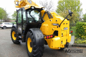 NEW JCB 560-80 AGRI SUPER TELESCOPIC WHEEL LOADERS TELEHANDLERS FOR SALE